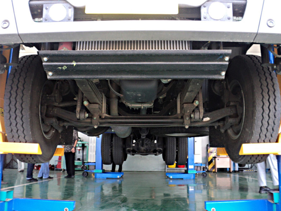 Pentingnya Wheel Alignment